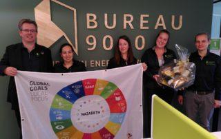 Duurzame boost voor Bureau 9000