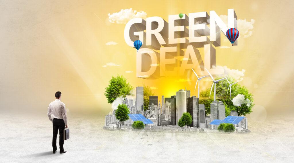 Bedrijven en de Green Deal